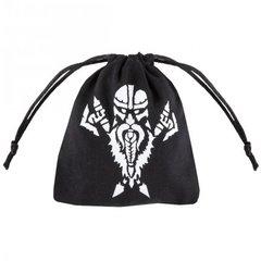 Dwarven Dice Bag Black