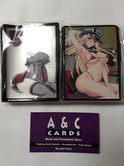 Bismarck #2 (2 in 1) - 1 pack of Standard Size Sleeves with corresponding oversleeves - Kantai Collection