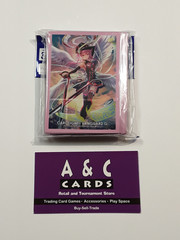 Black Shiver, Gavrail #3 - 1 pack of Mini Sized Sleeves 70pc. - Cardfight! Vanguard