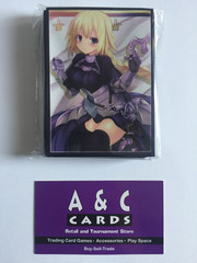 Jeanne D'arc #1 - 1 pack of Standard Size Sleeves - Fate/Grand Order