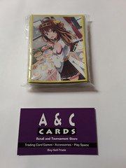 Kongo #7 - 1 pack of Standard Size Sleeves - Kantai Collection
