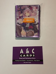 Ranko Kanzaki #2 - 1 pack of Standard Size Sleeves - The Idolm@ster: Cinderella Girls