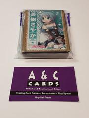 Sayaka Miki #1 - 1 pack of Standard Size Sleeves 65pc. - Madoka