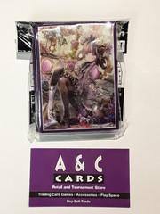 Tori no Aqua #1 - 1 pack of Standard Size Sleeves 60pc. - Fun Deal
