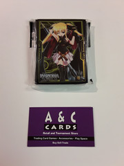 Fate Testarossa #1 - 1 pack of Standard Size Sleeves 60pc. - Nanoha
