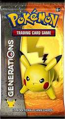 Generations Booster Pack