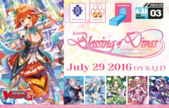 Blessing Of Divas Clan Booster