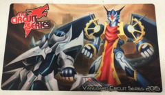 ARG Circuit Series Vanguard Circuit Series 2015 Commemorative Playmat