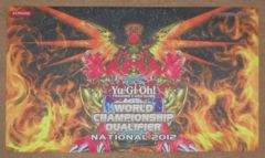 Hieratic Sun Dragon Overlord of Heliopolis Playmat Regional Championship