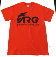 ARG Safety Orange T-Shirt