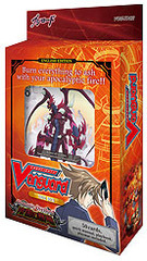 Cardfight Vanguard English Trial Deck Dragonic Overlord (Red)