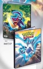 Ultra Pro Pokemon 9 Pocket Portfolio Lugia/Liepard 84073