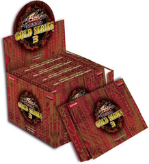 Gold Series 3 2010 Exclusive Limited Edition Booster Box (5 Packs) on Channel Fireball