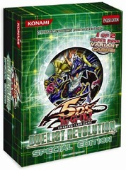 Duelist Revolution Special Edition - 3 Pack Box on Channel Fireball
