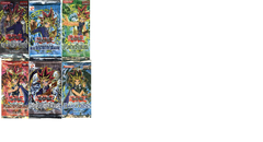 Original Six Sets Booster Packs (Street Date: 10-5-10)
