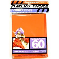 Player's Choice Orange Deck Protectors