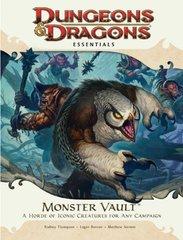 D&D Essential Monster Vault