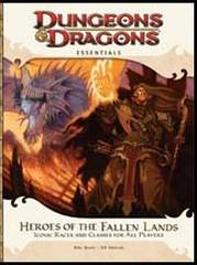 D&D Essentials - 4th Edition Heroes of the Fallen Lands