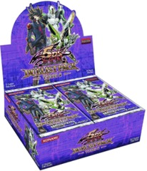 Yusei 3 Duelist Booster Box (36 Packs)