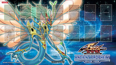 Ancient Fairy Dragon - Ancient Prophecy Sneak Peek Playmat