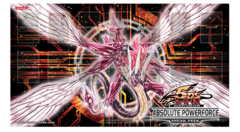 Majestic Red Dragon - Absolute Powerforce Sneak Peek Playmat