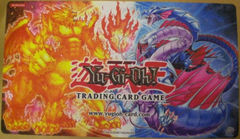 Blaze of Destruction / Fury from the Deep Playmat Hobby League
