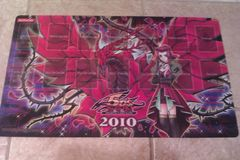 Akiza Izinski Black Rose Dragon Playmat Win-A-Mat 2010
