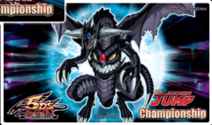 Dark End Dragon Playmat 75th Shonen Jump Championship Top 32