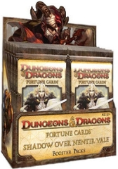 D&D Fortune Cards Shadow Over Nentir Vale Display Box 24 Packs