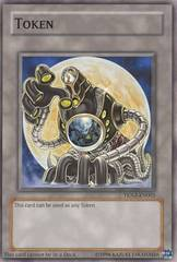 Arcana Force XVIII the Moon Token TKN3-EN003 on Channel Fireball