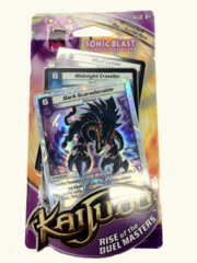 Kaijudo: Rise of the Duel Masters Sonic Blast Competitive Deck