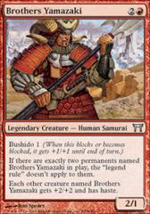 Brothers Yamazaki (B) - Foil