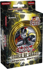 Order of Chaos SE Special Edition Pack