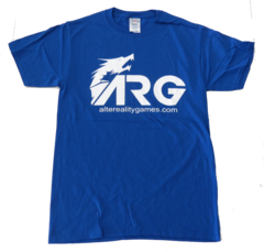 ARG Royal Blue T-Shirt