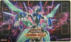 Clearwing Synchro Dragon - Crossed Souls Sneak Peek Playmat