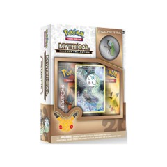 Mythical Pokemon Collection: Meloetta Box