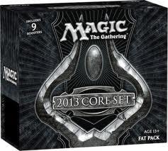 2013 Core Set MTG Fat Pack Box