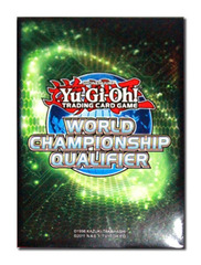 2013 Yugioh WCQ World Championship Qualifier Sleeves 60 Pack
