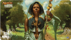 Grand Prix Charlotte 2015 Noble Hierarch Playmat