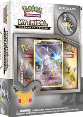 Mythical Pokemon Collection: Arceus Box