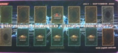 COSSY Top 1000 Duelists July - September 2010 Playmat