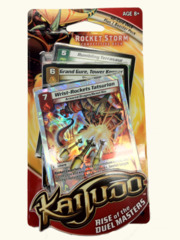 Kaijudo: Rise of the Duel Masters Rocket Storm Competitive Deck