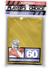 Player's Choice Gold Deck Protectors