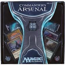 Commander's Arsenal