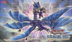 Number 17: Leviathan Dragon - Generation Force Sneak Peek Playmat