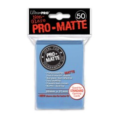 Deck Protector Pro Matte Light Blue (50)