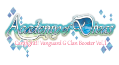 Academy of Divas G Clan Booster Box