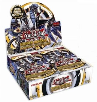 Hidden Arsenal 7: Knight Of Stars Booster Pack
