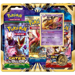 Pokemon Giratina 3-Pack Blister