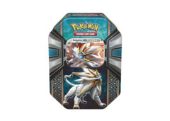 Legend of Alola Tin - Solgaleo GX